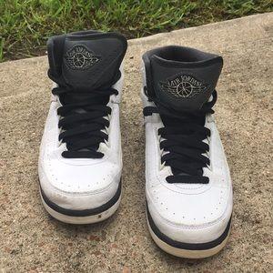 "Air Jordan two retro BG ""Wing It"""